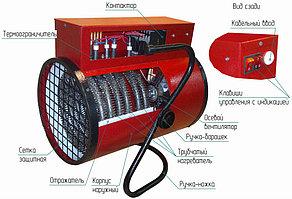 Тепловая пушка ТВ-12П (4,0/8,0/12,0 кВт)