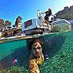 "GoPro Dome Port - купол для съемок в воде 6"" (15см) для GoPro Session(всех моделей), фото 5"
