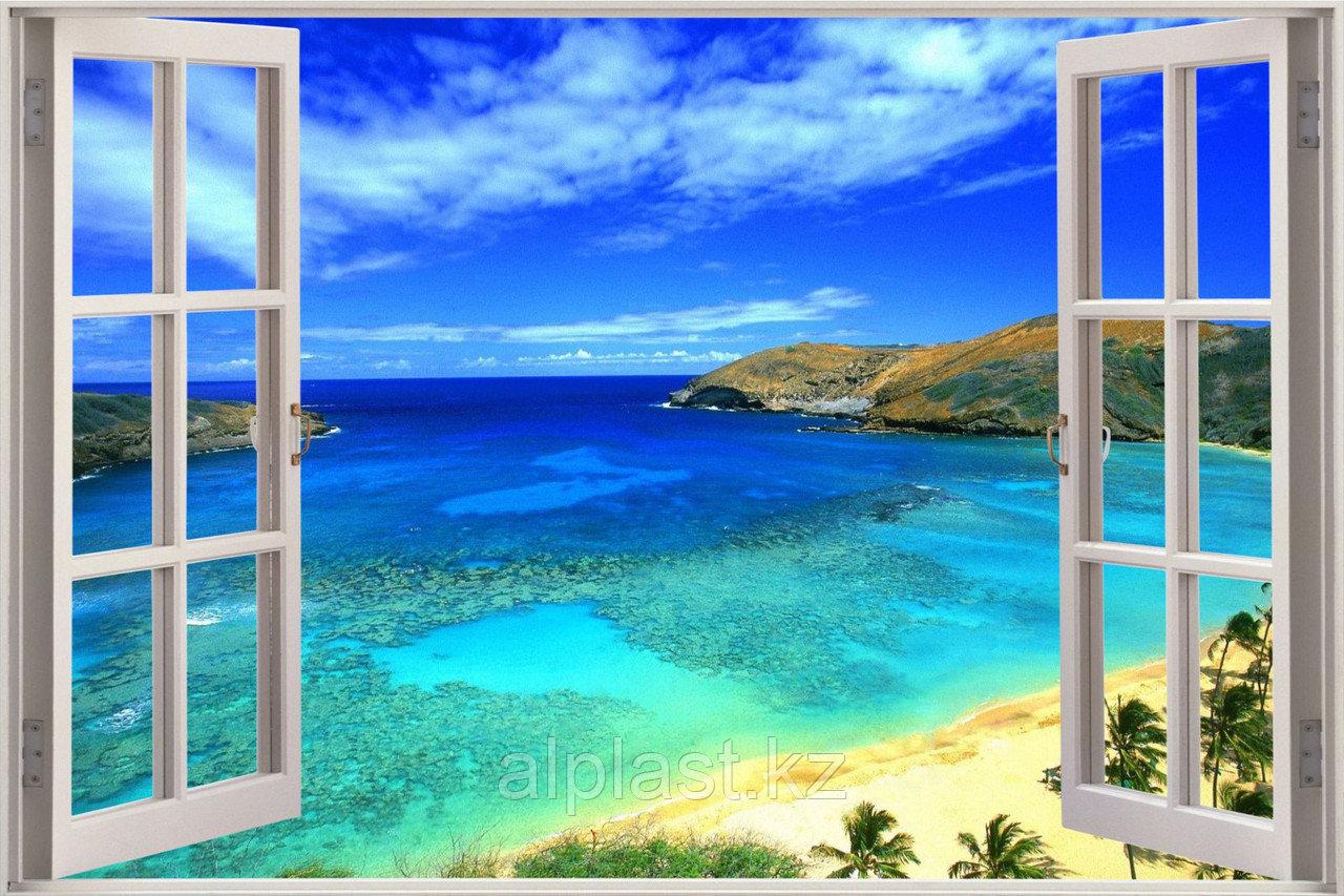 Металлопластиковые окна (ПВХ, пластиковые окна) - фото 1