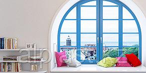 Арочные окна (металлопластиковые, пластиковые, ПВХ)