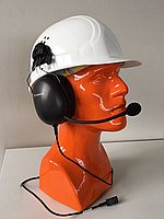 Imtradex MobilTalk-H 2,5мм Шумозащищенная гарнитура разъем 2,5мм ,крепление под каску