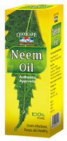 Масло Ним, Гудкеа (Байдьянахт) / Neem Oil Goodcare (Baidyanath), 50 мл