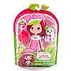 Strawberry Shortcake/Шарлотта Земляничка Кукла 15 см с питомцем