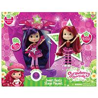 Игровой набор Strawberry Shortcake /Шарлотта Земляничка Две куклы 15 см на сцене