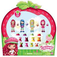 Игровой набор Strawberry Shortcake/Шарлотта Земляничка куклы 8 см