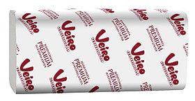 Полотенца для рук W сложения - 21*8 см., Veiro Professional Premium - 150 листов