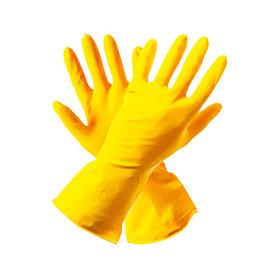 Перчатки резиновые pазмер M, гелевые