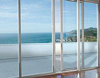 Раздвижные стеклянные двери, фото 1