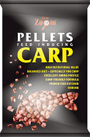 Кормовой пеллетс ароматизированный Carp Zoom Flavoured Pellets Клубника