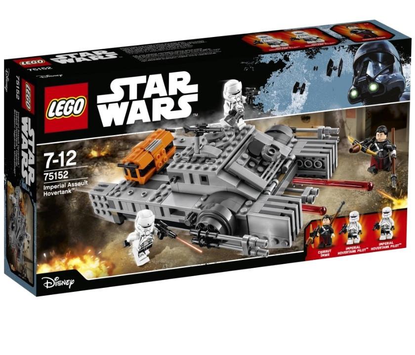 75152 Lego Star Wars Имперский десантный танк, Лего Звездные войны