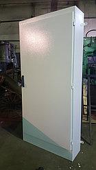 Щиты металлические с монтажной панелью