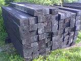 Шпалы деревянные пропитанные 2 тип, фото 2