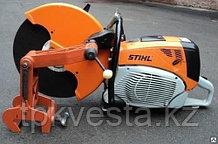 Станок рельсорезный СРР-80 (бензиновый двигатель Штиль), ф400 мм