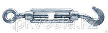 Талреп оцинкованный М12х175 Крюк - Кольцо DIN 1480