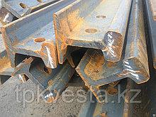 Рельсы Р33 новые, длина 8м, с отверстиями