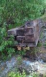 Шпала деревянная пропитанная б/у, фото 2