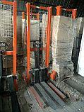 Штабелер гидравлический 2,0/1500, фото 2
