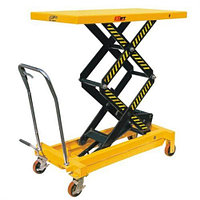 Стол подъемный WP-750, г/п 750 кг, 400-1000 мм