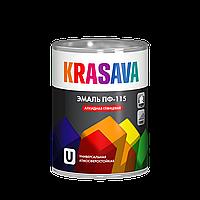 Эмаль алкидная глянцевая ПФ -115 Krasava ПРЕСТИЖ