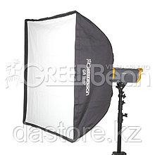 GreenBean GB Gfi 3x3` (90x90 cm) Софтбокс квадратный Bowens