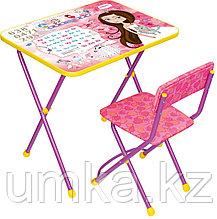 """Стол со стульчиком """"Ника"""" Маленькая принцесса"""