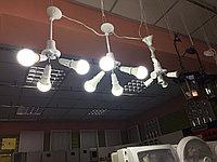 Адаптер на 5 лампы E27, фото 1