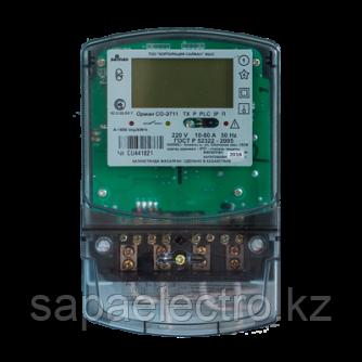 Однофазный счетчик Орман СО-Э711 TX P PLC IP Saiman\Сайман