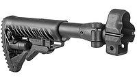 Fab defense Приклад телескопический, складной FAB-Defense M4-MP5 для МP5