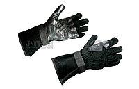 J-Tech Тактические спусковые перчатки кожаные J-Tech® Tactical Assault Gloves-Half Forearm