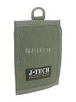 J-Tech Портмоне J-Tech® Farer-14 Identification Wallet