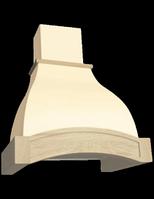 Встраиваемая вытяжка ELIKOR Аркада 60П-650 крем/дуб неокрашенный