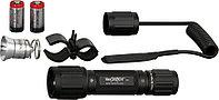 NexTORCH Комплект тактический, подствольный фонарь NexTORCH T6A Hunting Kit Tactical, ксенон 80 люмен