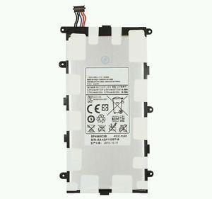 Заводской аккумулятор для планшета Samsung Galaxy Tab 2 7.0 P3110 (T211BAT, 4000mah)