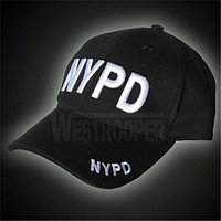 WESTROOPER Бейсболка Westrooper NYPD