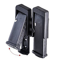 CAA Industries LTD Подсумок под 2 магазина Glock 9мм/.40 кал. CAA RBDMP