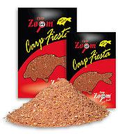 Прикормка Carp Zoom Carp Fiesta Черный карп