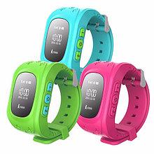 Часы-телефон для детей с GPS навигацией
