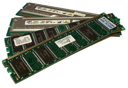 Модули оперативной памяти ram