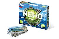 Настольная игра Мемо- Крым 50 карточек
