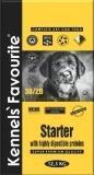 Kennels` Favourite Starter 12,5кг корм для щенков всех пород в период отъёма, 12,5 кг