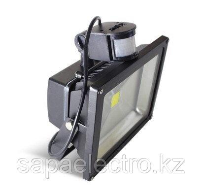 LED прожектора с датчиком движения