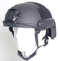 Compass Баллистический шлем с рельсовой системой Compass™ MICH 2000 (Класс защиты NIJ III-A от пуль калибра .357 Magnum и .44 Magnum)