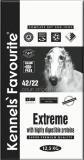 Kennels` Favourite EXTREME (БЕЗЗЕРНОВОЙ КОРМ) Для собак участвующих в спортивных этапах, 12,5кг