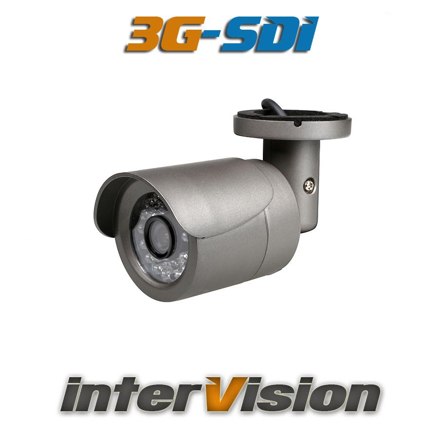 Высокочувствительная видеокамера 3G-SDI-2000W марки interVision 1080P
