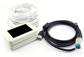 Счетчик посетителей MegaCount MC-USB-W (белый)