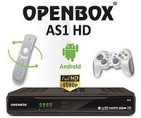 Спутниковый ресивер Openbox AS1 HD: