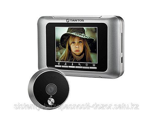 Tantos T-800 Дверной видеоглазок с функцией звонка