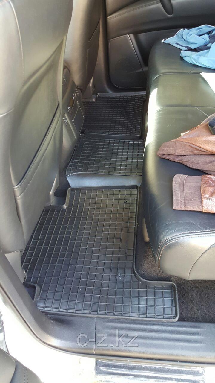 Резиновые коврики Сетка для Nissan Patrol VI 2010-н.в.