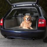 Trixie 1316 Решетка разделительная для багажника автомобиля. Ширина: 85-140см, высота 75-110см, фото 1