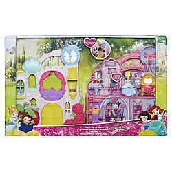 """Hasbro Disney """"Маленькое королевство"""" Переносной замок Золушки"""